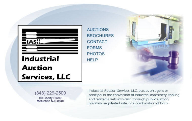 Industrial Auction Services, Inc.